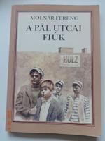 Molnár Ferenc: A Pál utcai fiúk - ifjúsági regény Molnár Péter rajzaival