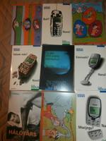 Retro reklám képeslapok- Telefonosok