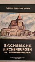 Erdélyi szász templomerődök (német nyelven)