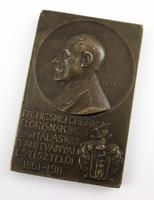 Mester Jenő: Dr. Chizsnei Cherven Flóris 1861-1911