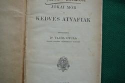 Ritka  antik tananyag segédkönyv,1909.