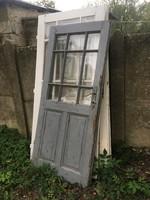 Régi üveges ajtók eladóak