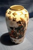 Zsolnay japán mintás kis váza