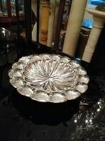 ART DECO ezüst asztalközép Diana's. Ritka!