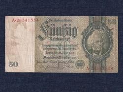 Németország Weimari Köztársaság (1919-1933) 50 birodalmi márka bankjegy 1933 (id40434)