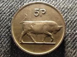 Írország bika 5 penny 1980 (id26688)