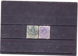 Spanyolország forgfalmi bélyegek 1909
