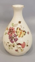 Zsolnay kézzel festett porcelán váza