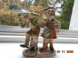 Antik Wagner&Apel Bertram gyerekek