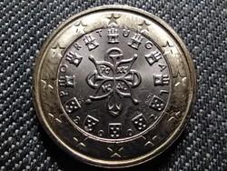 Portugália 1 Euro 2002 INCM (id40670)