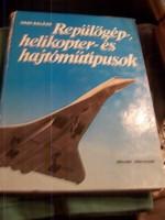 Dedikált Vass Balázs Repülőgép-, helikopter- és hajtóműtípusok
