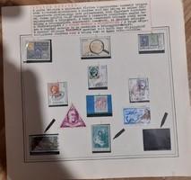 Usa bélyegek
