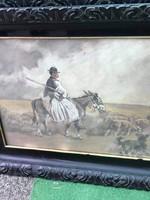 Benyovszky  István festmény