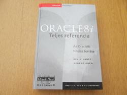 Oracle8i - Teljes referencia - Az Oracle8i hiteles forrása - George Koch-Kevin Loney