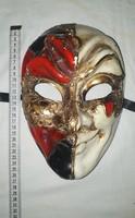 Álarc(maszk) az 1800-as évekből.