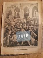 Tolnai világlapja 1918 november