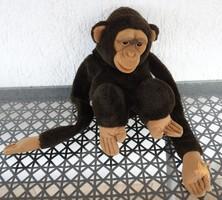 Majom báb - régi csimpánz kézbáb