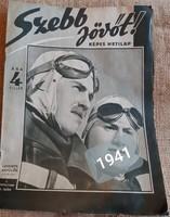 Szebb jövőt !  1941 január képes hetilap