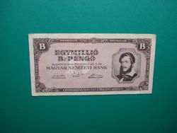 1millió  Bil-pengő 1946