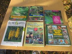Német nyelvű kertészeti könyv(ek) - Blumen, Garten