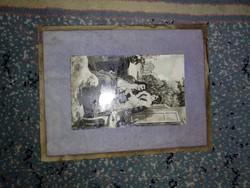 Antik Rákóczi-kép, nyomat antique historical picture, Rakoczi