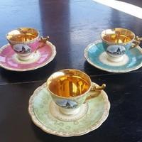 Cottier Svájci csészék