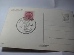 Kolozsvár visszatért  1940  !  korabeli  képeslap