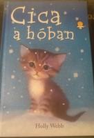 Holly webb: cica a hóban,  alkudható