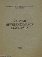 Magyar művészképmások kiállítása (1931-es kiadás)