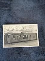 Aranyvonat képeslap