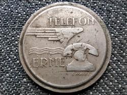 Magyar telefon érme tantusz (id40584)