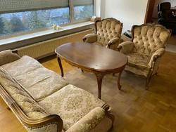 Warrings 4 darabos ülőgarnitura