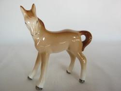 Gránit kerámia csikó ló