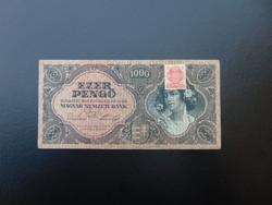 1000 pengő 1945 F 475
