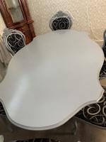 Neobarokk étkező asztal