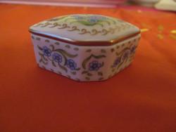 Ékszertartó  Limoges  porcelán