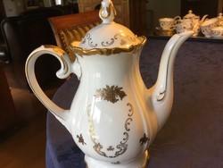 Óriási Reichenbach teás v kávés kanna, makulátlan, gyönyörű