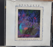 STAN GETZ  : APASIONADO -  JAZZ CD