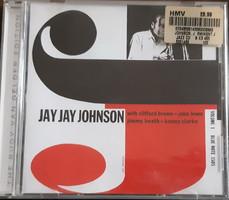 JAY JAY JOHNSON : THE EMINENT  - JAZZ CD