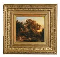Marko károly id.Festmény 1860.