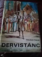 Takács Tibor Dervistánc - történelem,magyar,irodalom - gyermek és ifjúsági könyv