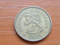 FINNORSZÁG 20 PENNIA 1965  S