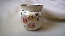Zsolnay Pillangós váza Jubileumi