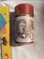 Thomas Edison eredeti papírdoboz 1903