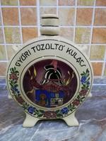 Gránit Győri Tűzoltó Kulacs