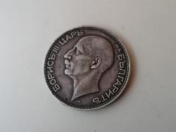 III. BORISLAV CÁR 100 LEVA 1934 BULGÁRIA. 0.500