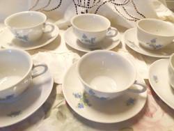 Kőbányai Porcelán teás csészék