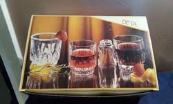 Whiskey pohárkészlet