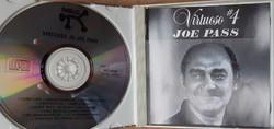 JOE PASS : VIRTUOSO #4   2 CD SET    -  JAZZ CD