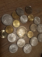 Fémpénz gyűjtemény, magyar és európai pénzérmék